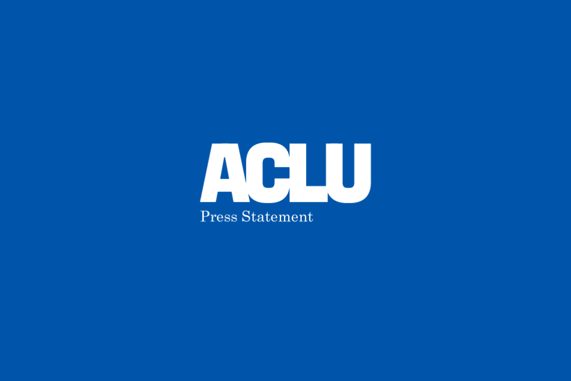 ACLU of South Dakota Press