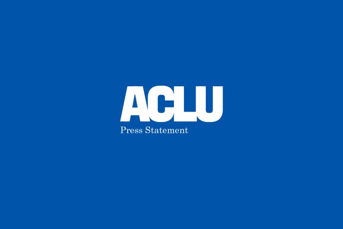 ACLU of South Dakota Press