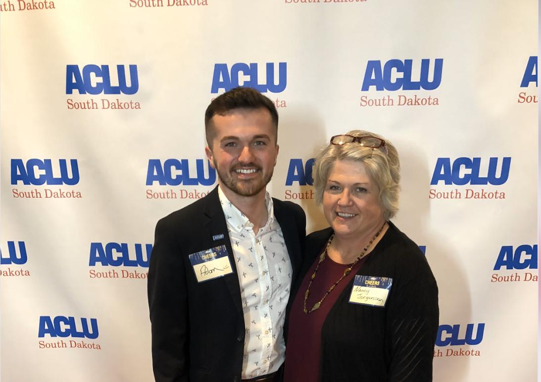 Image of Adam and Nancy Jorgensen