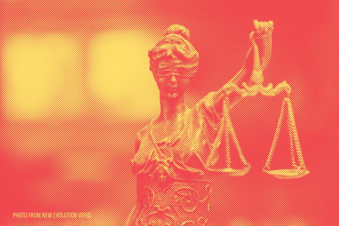 justice orange
