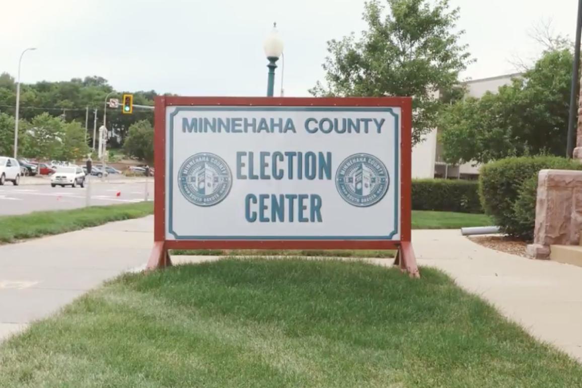 Minnehaha county election center