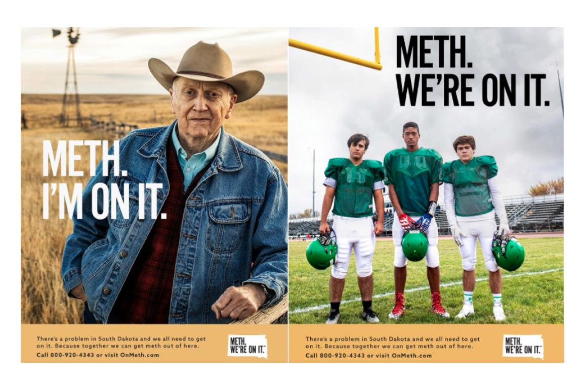 Meth Campaign Images
