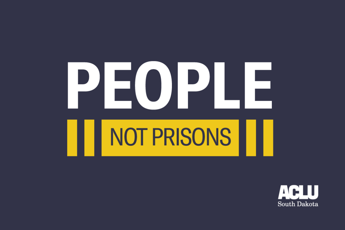 people not prisons