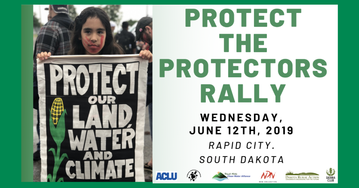 Protect the Protectors March and Rally