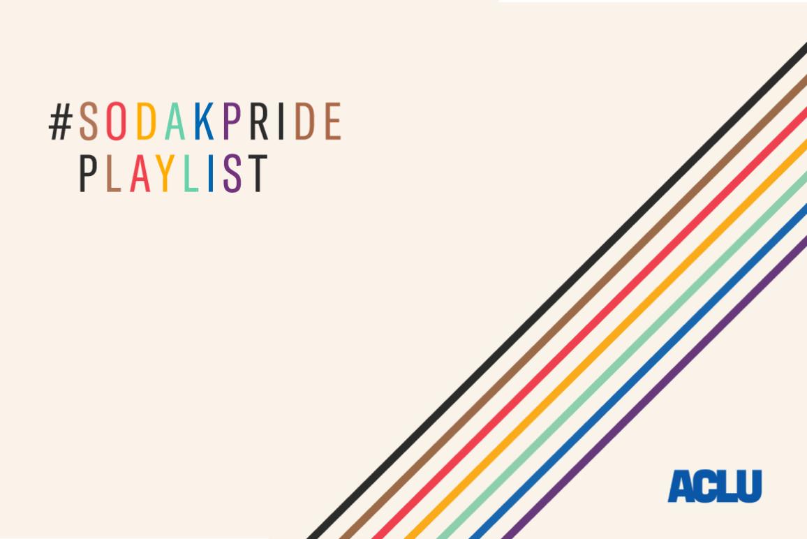 SoDakPride Playlist 2020