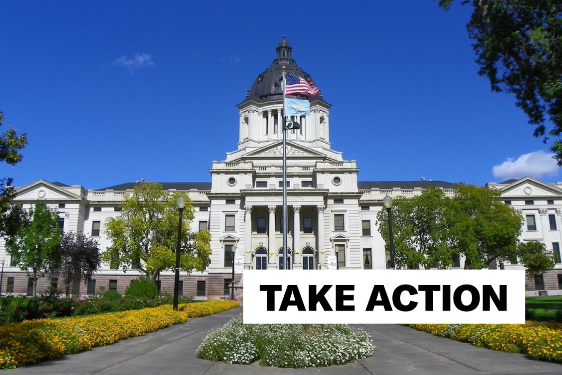 Take action image