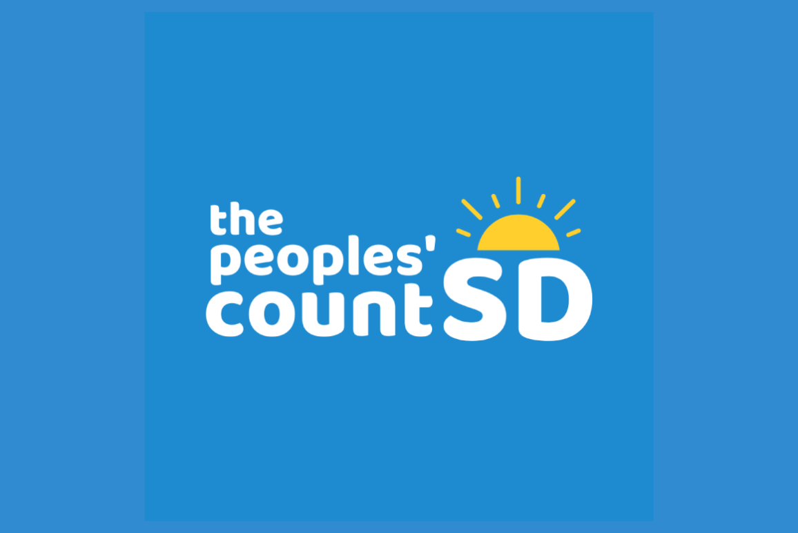 The Peoples' Count SD, Nuestra Gente Cuenta SD