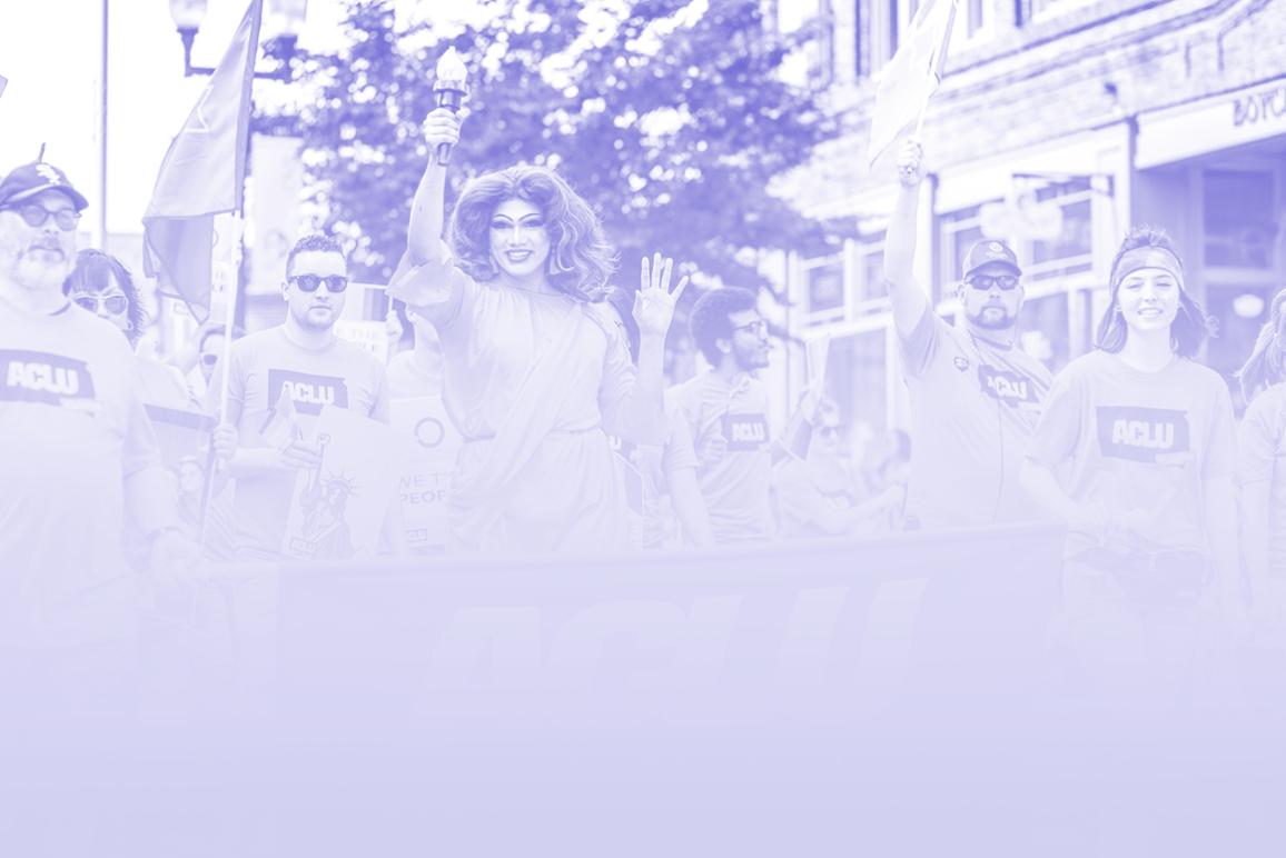 ACLU-SD Pride Pledge Image