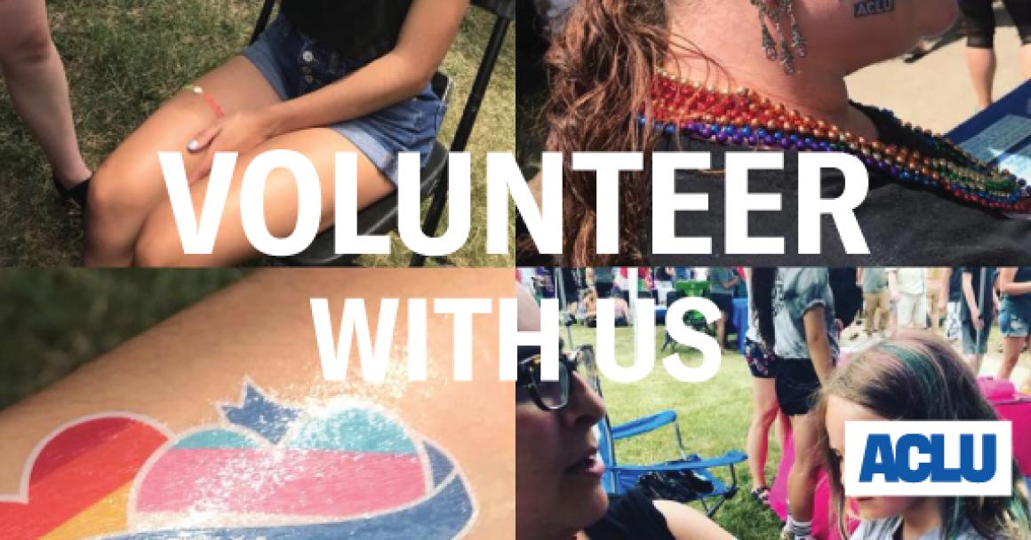 volunteer with us slider