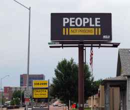 ACLU SD Launches Smart Justice Billboard Campaign   ACLU of